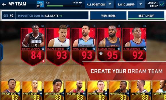 NBA Live Mobile Ekran Görüntüleri - 3