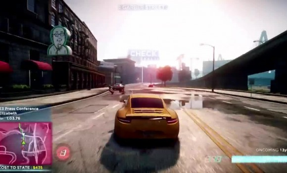 Need for Speed Most Wanted Ekran Görüntüleri - 6