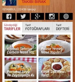 Nefis Yemek Tarifleri Ekran Görüntüleri - 3