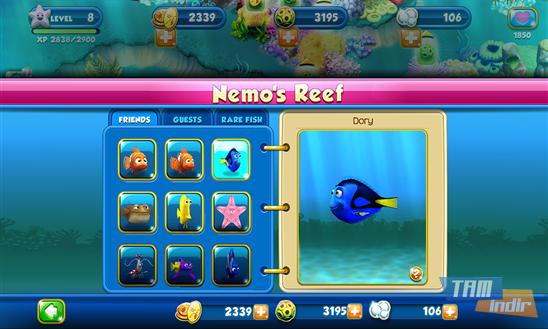 Nemo's Reef Ekran Görüntüleri - 2