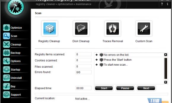 NETGATE Registry Cleaner Ekran Görüntüleri - 4