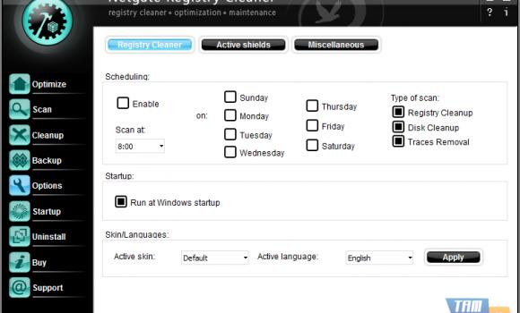 NETGATE Registry Cleaner Ekran Görüntüleri - 3