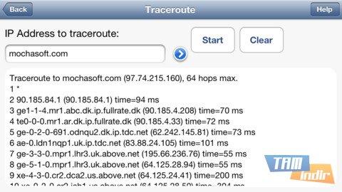 Network Ping Lite Ekran Görüntüleri - 2