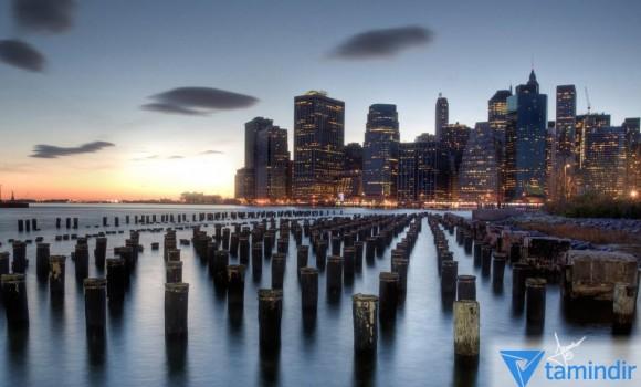 New York Şehir Manzaraları Teması Ekran Görüntüleri - 4