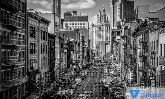 New York Şehir Manzaraları Teması Ekran Görüntüleri - 2