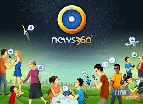 News360 for iPad Ekran Görüntüleri - 5