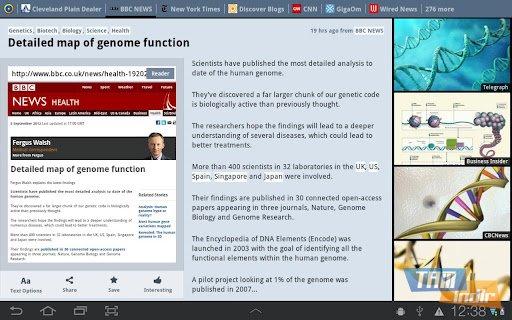 News360 for Tablets Ekran Görüntüleri - 3