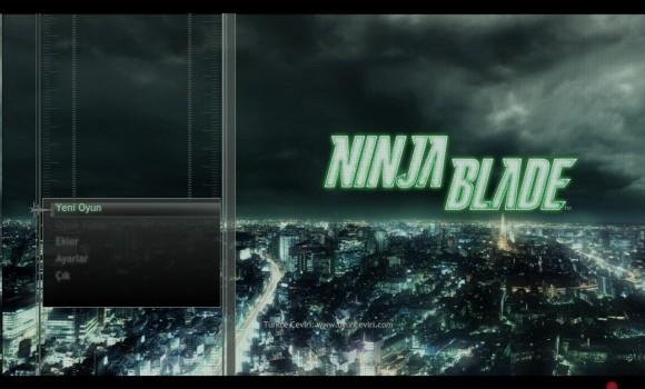 Ninja Blade Türkçe Yama Ekran Görüntüleri - 2