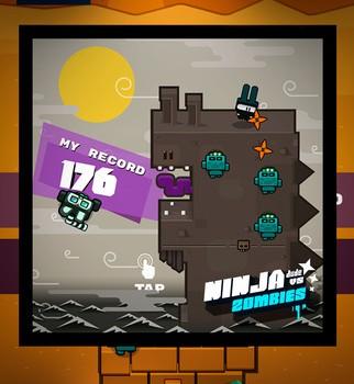 Ninja Dude vs Zombies Ekran Görüntüleri - 2