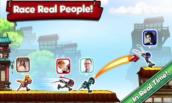 NinJump Dash: Multiplayer Race Ekran Görüntüleri - 5