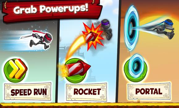 NinJump Dash: Multiplayer Race Ekran Görüntüleri - 4