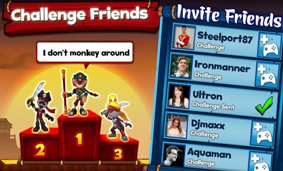 NinJump Dash: Multiplayer Race Ekran Görüntüleri - 2