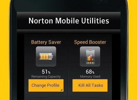 Norton Utilities task killer Ekran Görüntüleri - 4