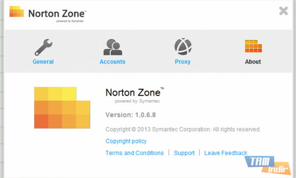 Norton Zone Ekran Görüntüleri - 1
