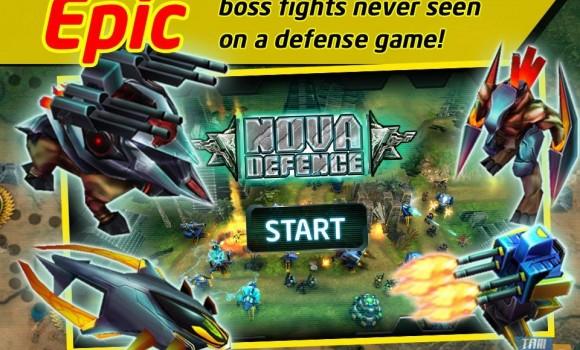Nova Defence Ekran Görüntüleri - 5