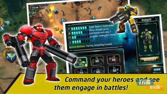 Nova Defence Ekran Görüntüleri - 2