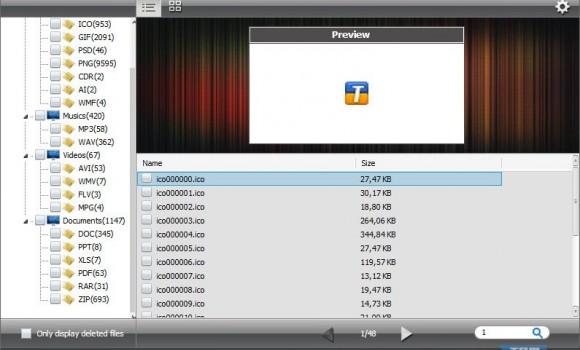 NTShare Photo Recovery Ekran Görüntüleri - 5