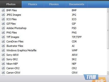 NTShare Photo Recovery Ekran Görüntüleri - 2