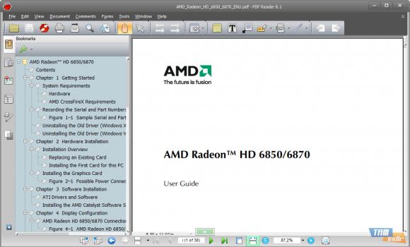 Nuance PDF Reader Ekran Görüntüleri - 1