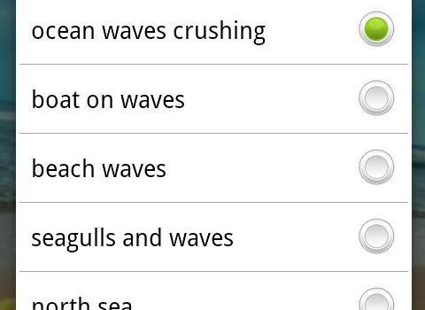 Ocean Sounds Relax n Sleep Ekran Görüntüleri - 7