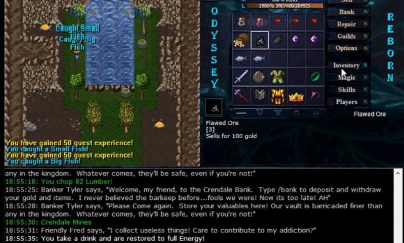Odyssey Reborn Ekran Görüntüleri - 4
