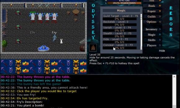 Odyssey Reborn Ekran Görüntüleri - 3