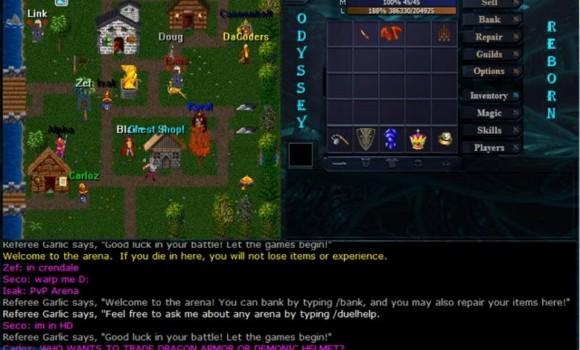 Odyssey Reborn Ekran Görüntüleri - 2