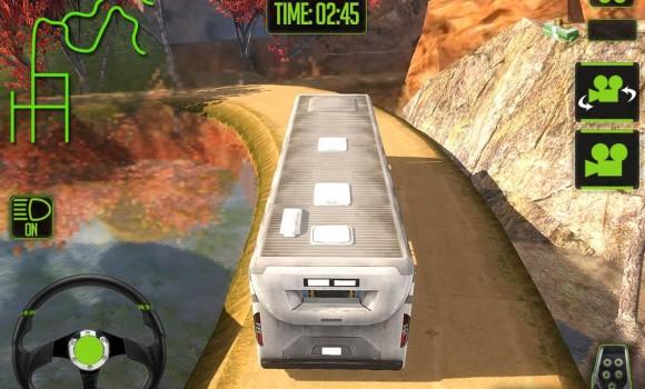 Off-Road Tourist Bus Driver Ekran Görüntüleri - 5