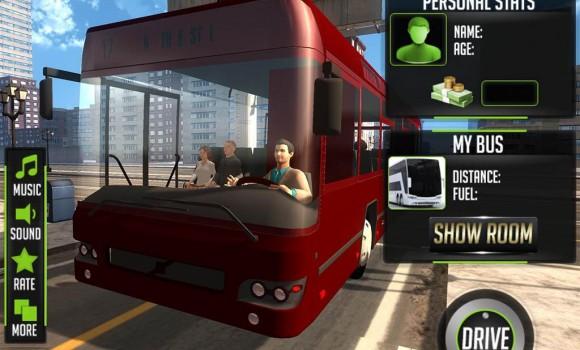 Off-Road Tourist Bus Driver Ekran Görüntüleri - 1