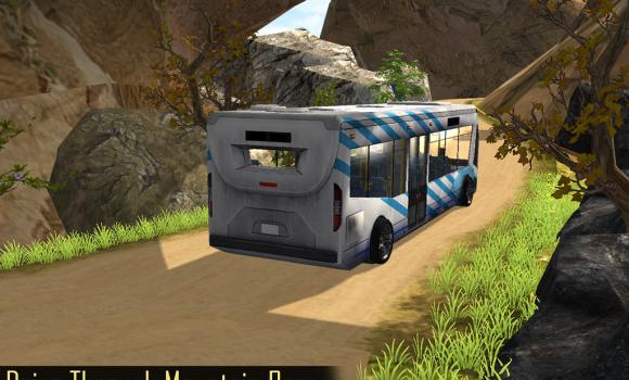 Off Road Tourist Bus Driving Ekran Görüntüleri - 3