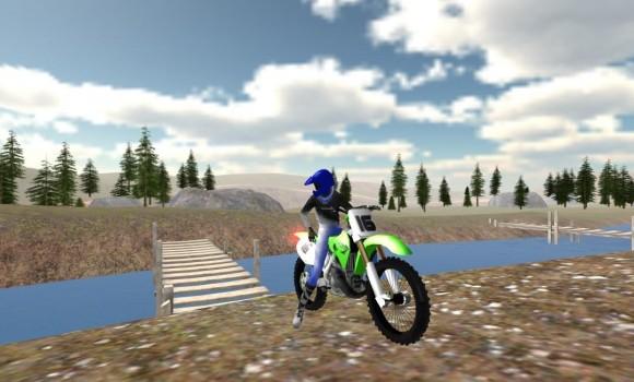 Offroad Bike Race 3D Ekran Görüntüleri - 7