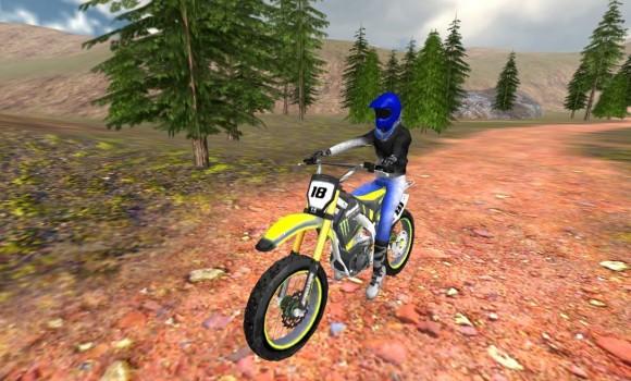 Offroad Bike Race 3D Ekran Görüntüleri - 5