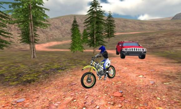 Offroad Bike Race 3D Ekran Görüntüleri - 4