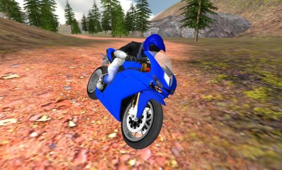 Offroad Bike Race 3D Ekran Görüntüleri - 3