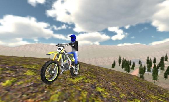 Offroad Bike Race 3D Ekran Görüntüleri - 2