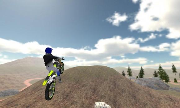 Offroad Bike Race 3D Ekran Görüntüleri - 1