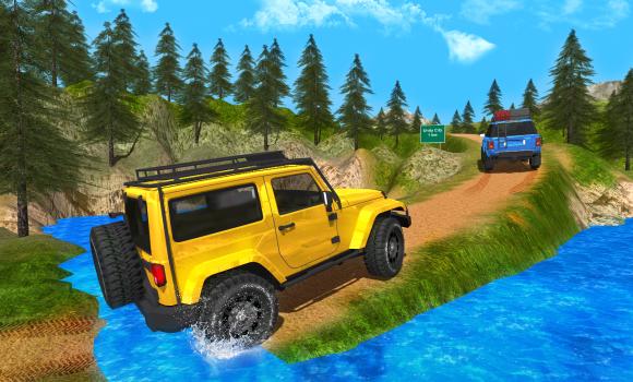 Offroad Driving 3D Ekran Görüntüleri - 3