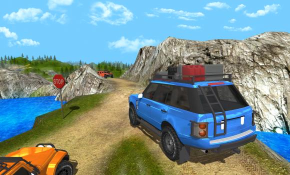 Offroad Driving 3D Ekran Görüntüleri - 1