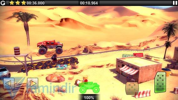 Offroad Legends Sahara Ekran Görüntüleri - 4
