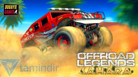 Offroad Legends Sahara Ekran Görüntüleri - 2