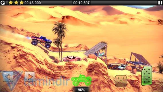Offroad Legends Sahara Ekran Görüntüleri - 1