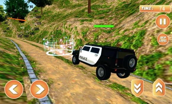 Offroad Police Jeep Simulator Ekran Görüntüleri - 5