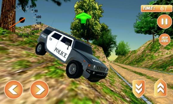 Offroad Police Jeep Simulator Ekran Görüntüleri - 1