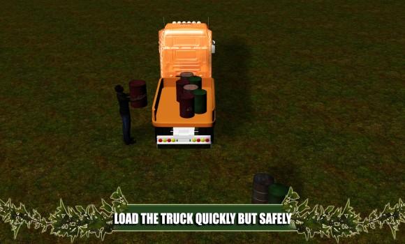 Offroad Truck Cargo Delivery Ekran Görüntüleri - 1