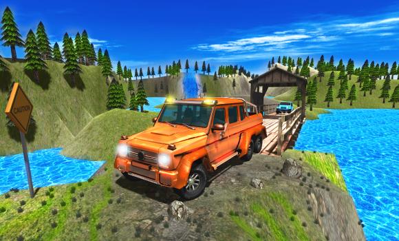 Offroad Yarışı 3D Ekran Görüntüleri - 2