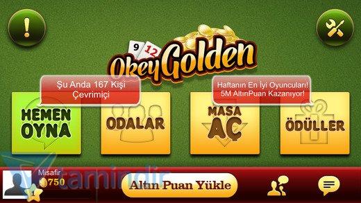 Okey Golden Ekran Görüntüleri - 3