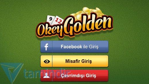 Okey Golden Ekran Görüntüleri - 1