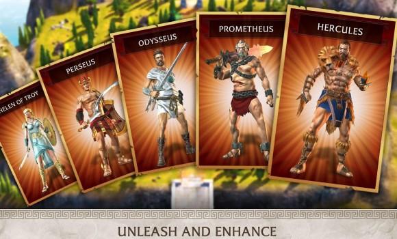 Olympus Rising Ekran Görüntüleri - 1