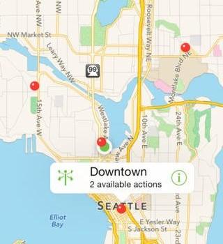 OmniFocus 2 for iPhone Ekran Görüntüleri - 1