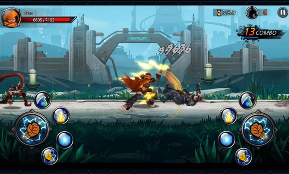 One Finger Death Punch 3D Ekran Görüntüleri - 2